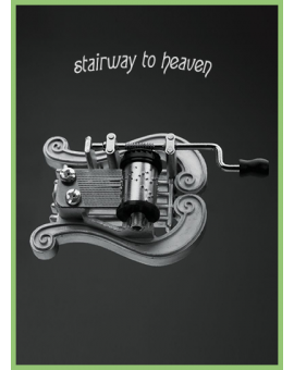 Lyre - Stairway to heaven