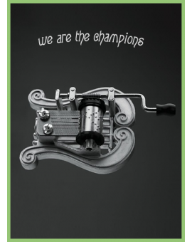 Lyre - We are the champions