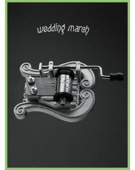 Lyre - Wedding march
