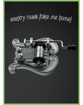 Lyre - Country roads (Take me home)