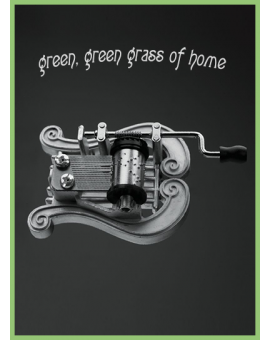 Lyre - Green, green grass of home