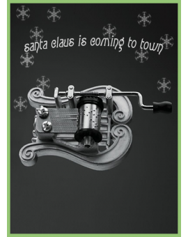Lyre - Santa Claus Is Coming to Town