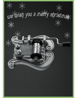 Lyre - We Wish You a Merry Christmas
