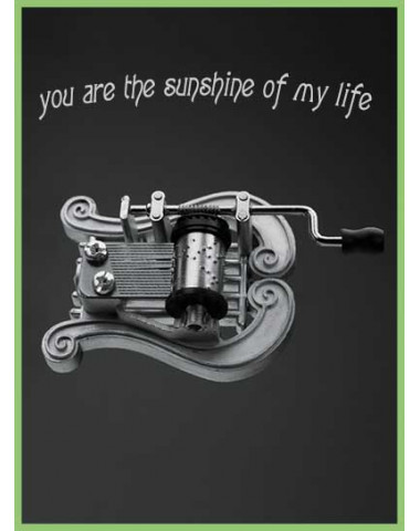 Lyre - You are the sunshine of my life